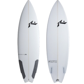 RUSTY TWIN FIN FUTURES