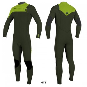 O'NEILL YOUTH HYPERFREAK 4/3+ CHEST ZIP