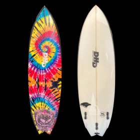 5'8 DHD THE TWIN DECO