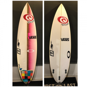 6'0 RT SURFBOARDS VERDI