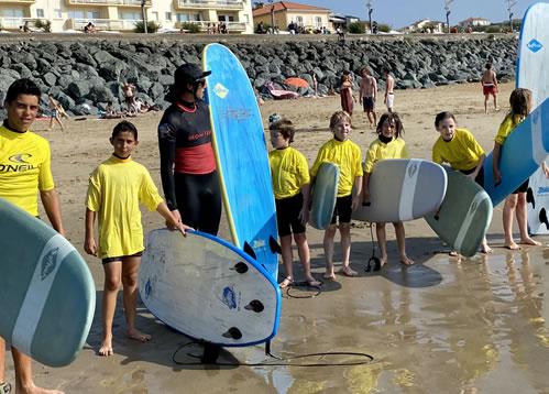 Waimea - Ecole de surf
